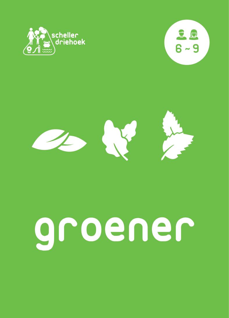 educatieve kaarten schellerdriehoek groener